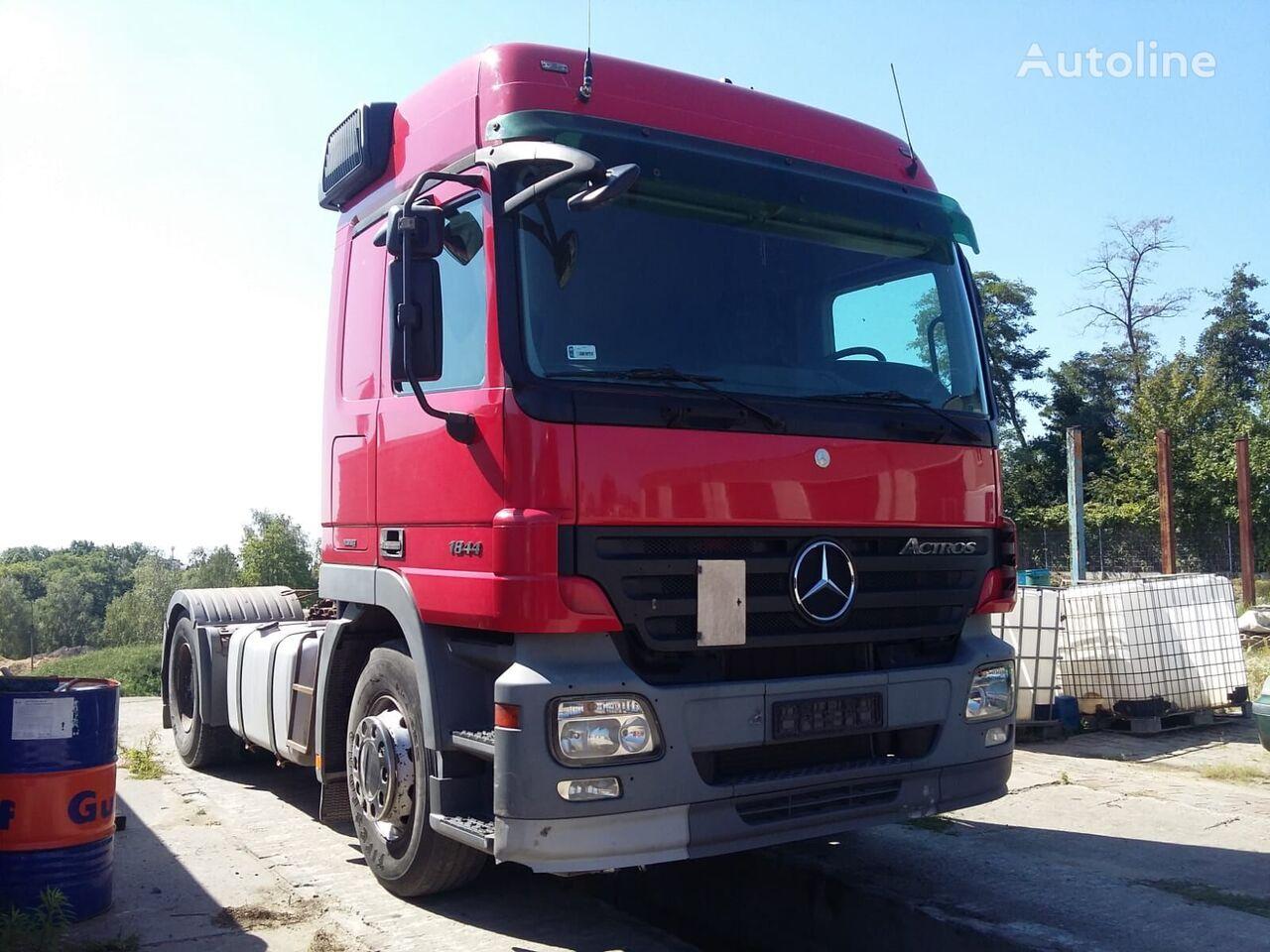 MERCEDES-BENZ Actros 1844 LS / euro 5 / 3 pedals / Kipper Hydraulic / TOP !!! tractor unit
