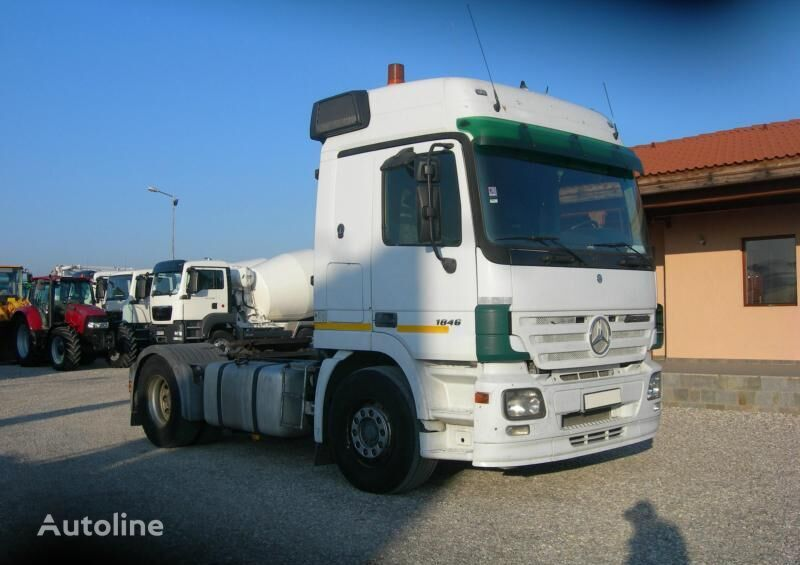 MERCEDES-BENZ Actros 1846 tractor unit