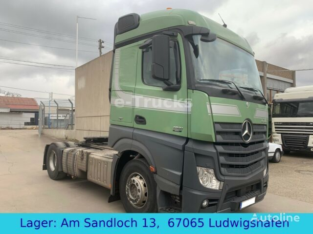 MERCEDES-BENZ Actros 1851 tractor unit