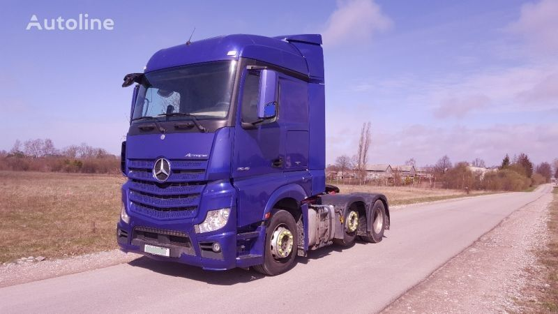 MERCEDES-BENZ Actros 2545 tractor unit
