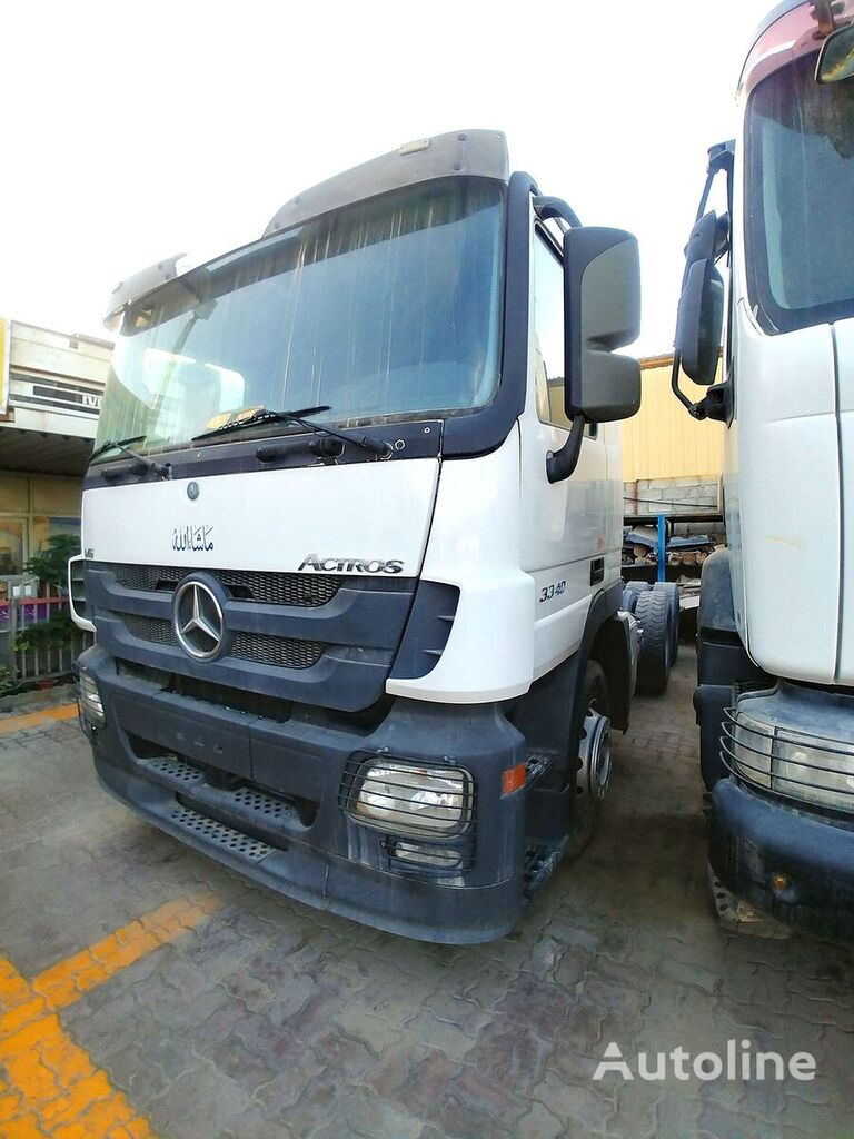 MERCEDES-BENZ Actros 3340 Tractor Head(LHD) tractor unit