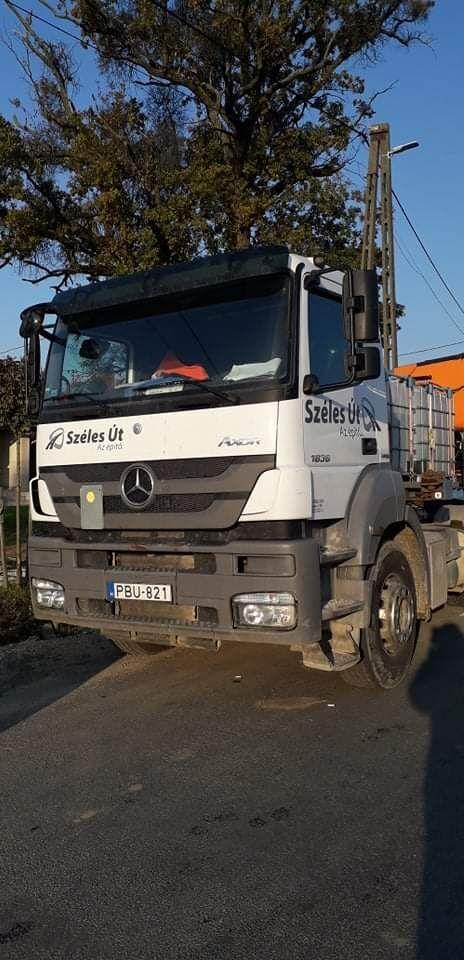 MERCEDES-BENZ Axor 1836 LS 944.03 tractor unit