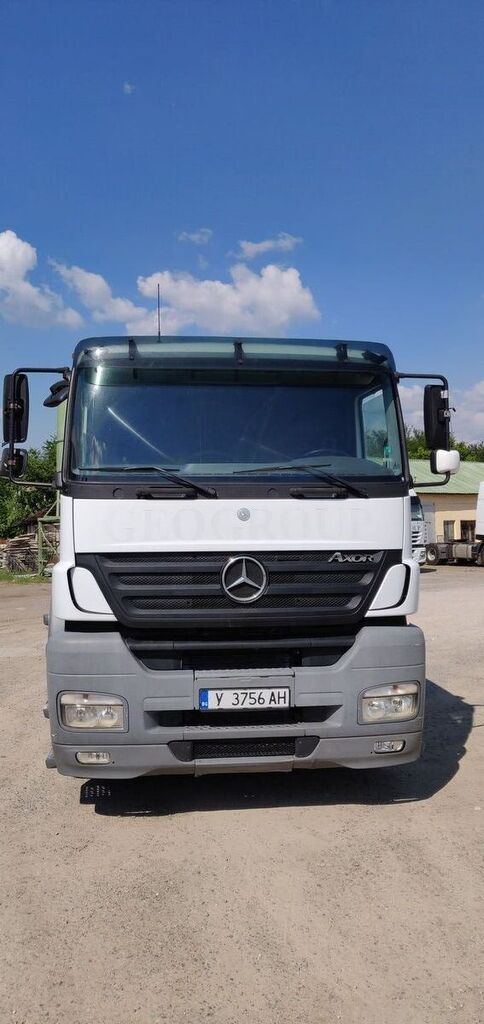 MERCEDES-BENZ Axor 1840 tractor unit
