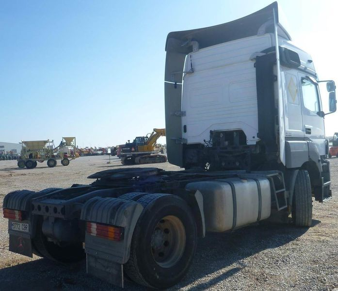 MERCEDES-BENZ Axor 1843 LS tractor unit