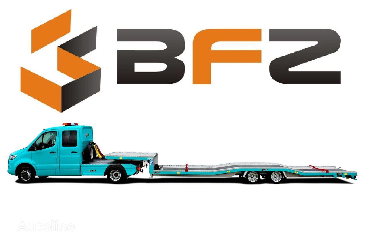 new MERCEDES-BENZ Sprinter 519 BFZ Mautfrei !!  tractor unit + car transporter semi-trailer