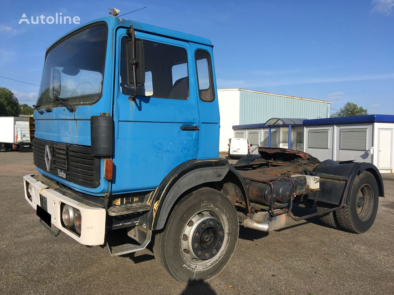 RENAULT G260 tractor unit
