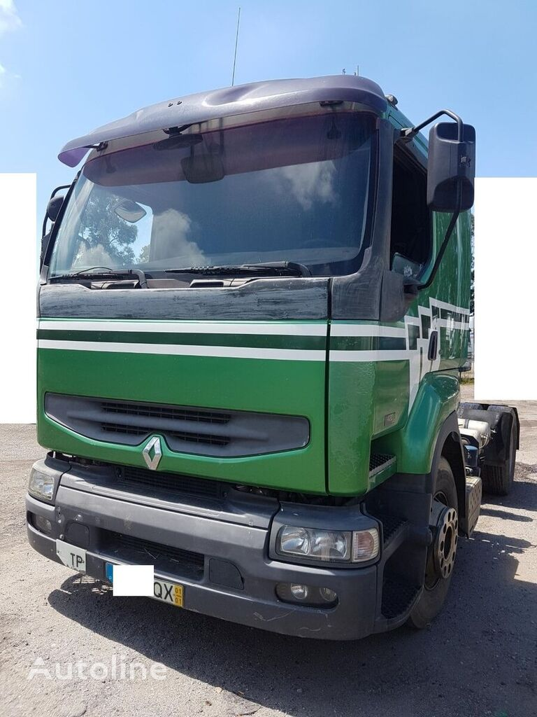 RENAULT HR 420 19T tractor unit