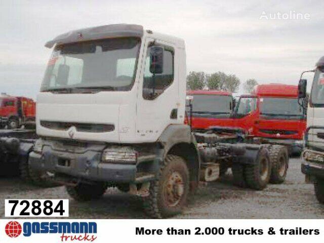 RENAULT Kerax / 350.34  tractor unit