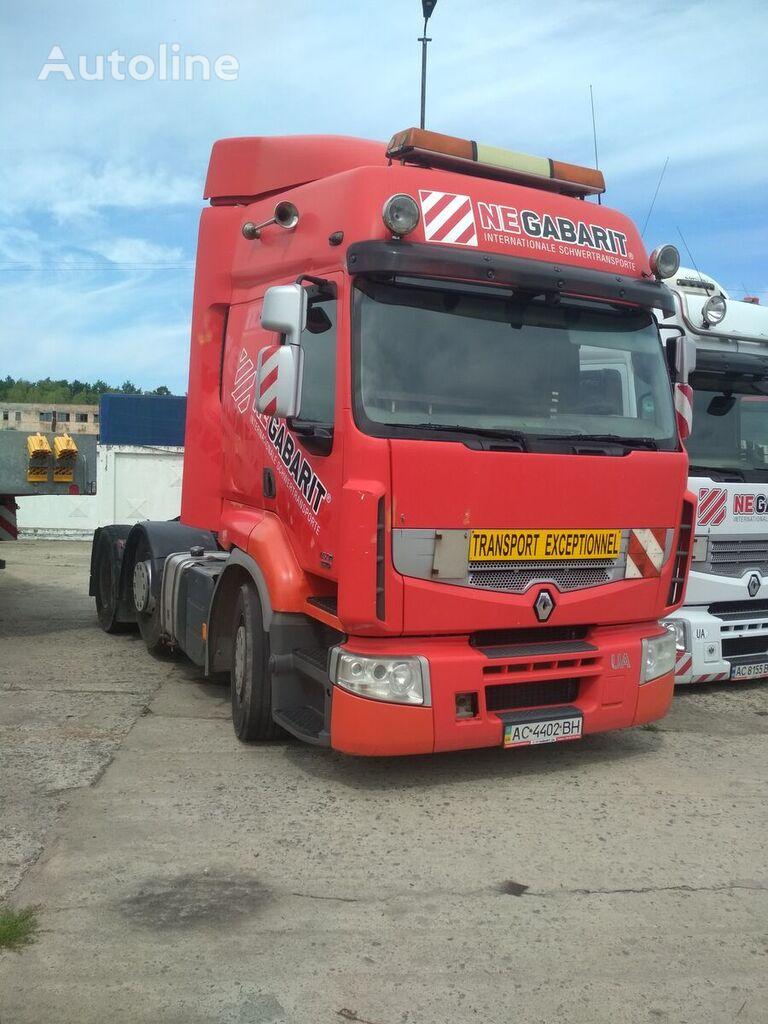 RENAULT PREMIUM 450.18 DXI tractor unit