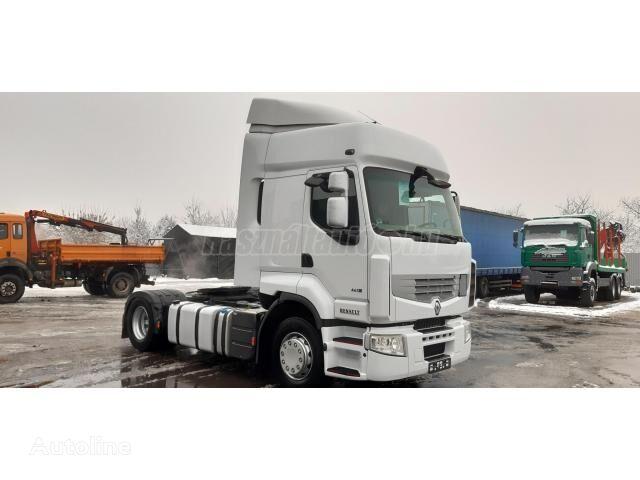 RENAULT PREMIUM 460 DXI EU5 EEV AUTOMATA tractor unit