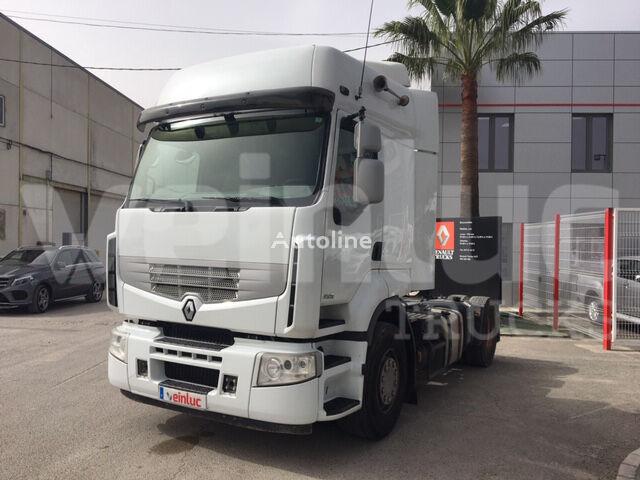 RENAULT PREMIUM RUTA 450 . 19 T tractor unit