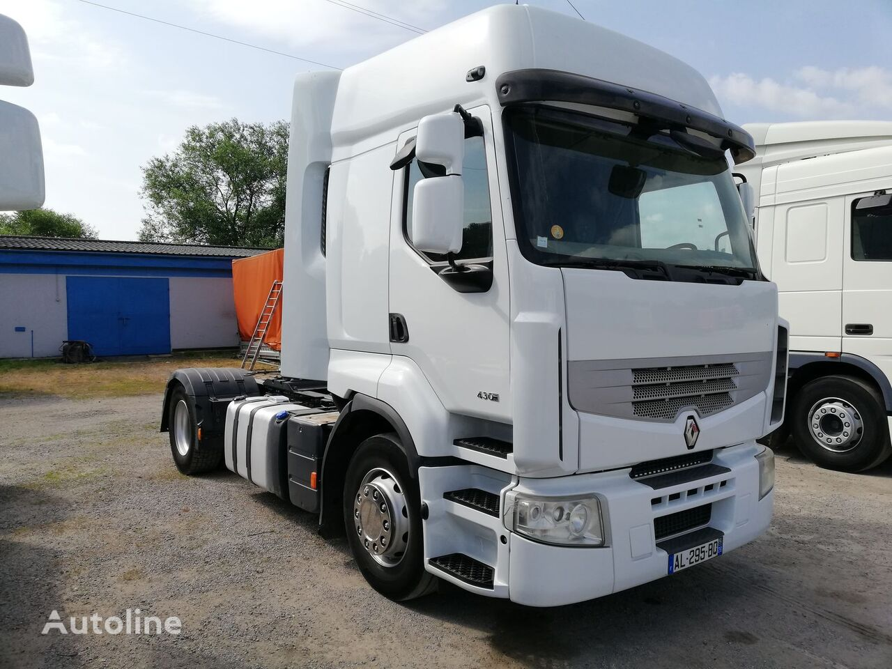 RENAULT Premium 430 tractor unit