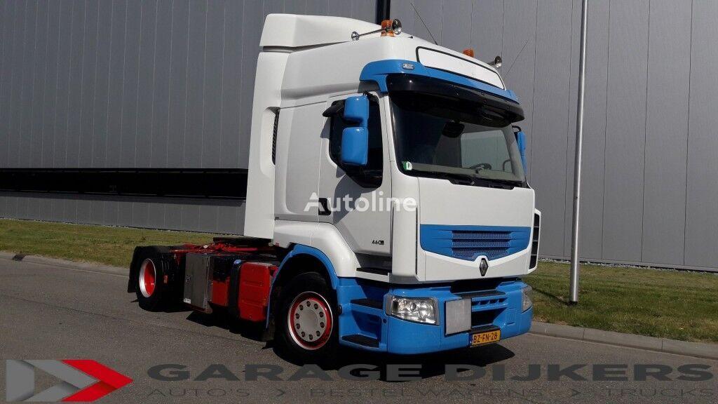 RENAULT Premium 460-19t €5 Eev Adr Gardner Dutch Trekker tractor unit