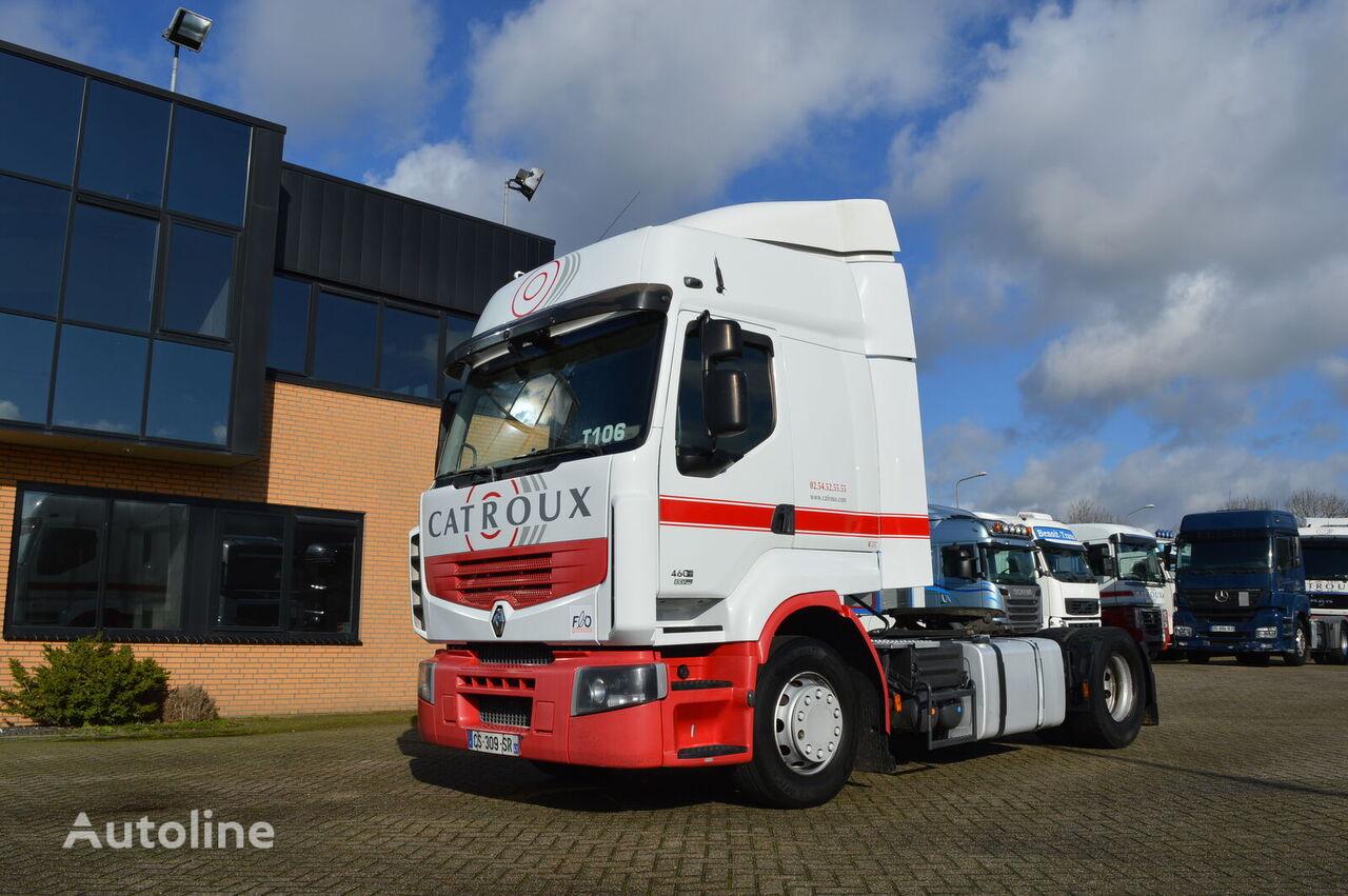 RENAULT Premium * 460 * Euro5 EEV * 2 Tank tractor unit