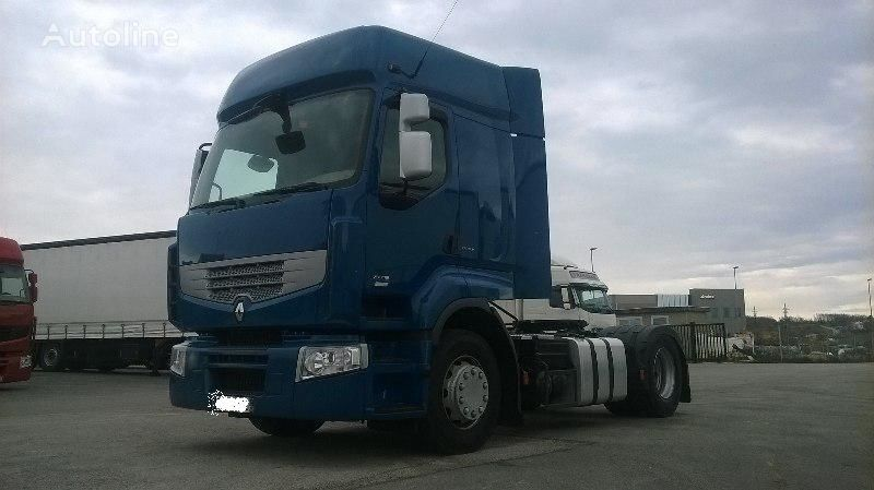 RENAULT Premium 460 dxi Euro 5 EEV tractor unit