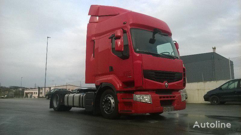 RENAULT Premium 460DXI Euro 5 EEV-MEGA tractor unit