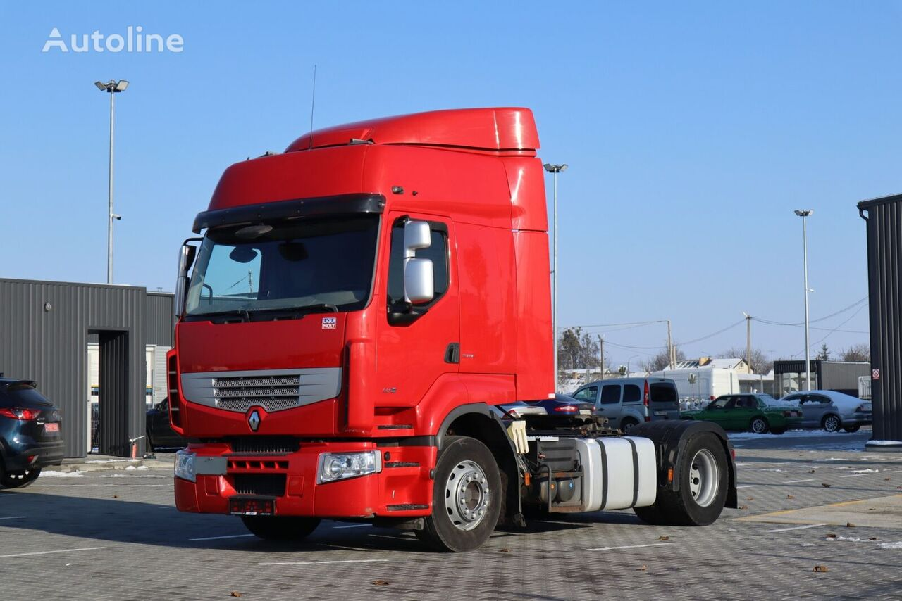 RENAULT Premium 460DXI v Lizing tractor unit