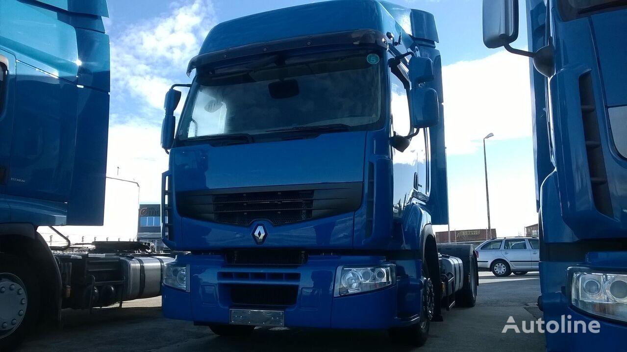 RENAULT Premium 460dxi Euro 5 EEV tractor unit