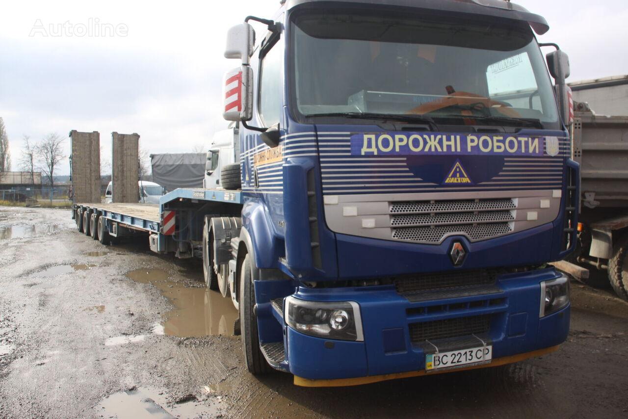 RENAULT Premium+napivprichip Langtndorf SATAN tractor unit