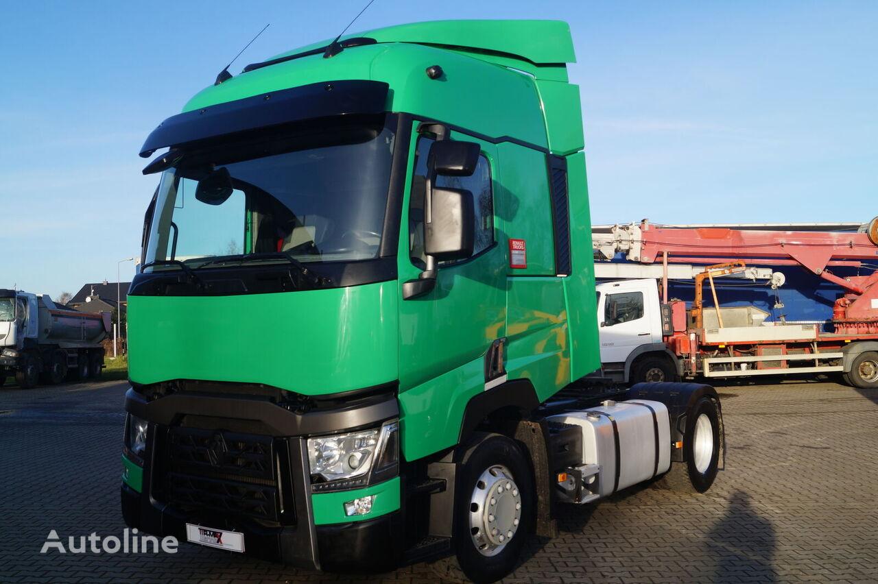 RENAULT T 460 EURO 6 Gama T Hydraulika tractor unit