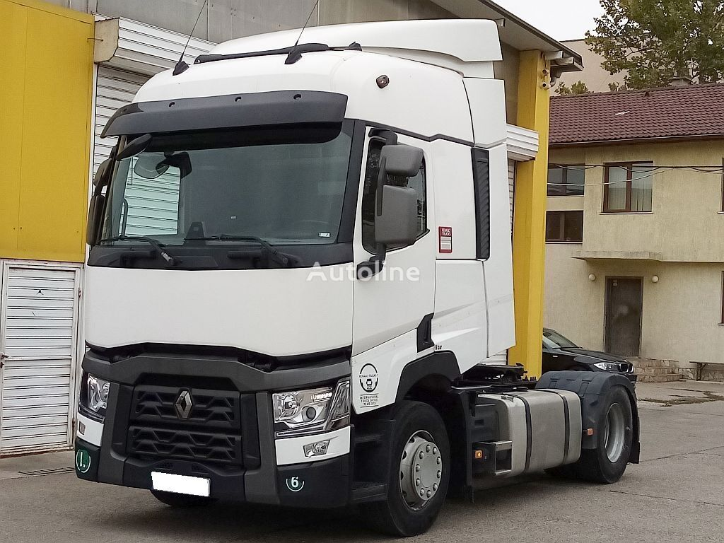 RENAULT T460, Euro 6 tractor unit
