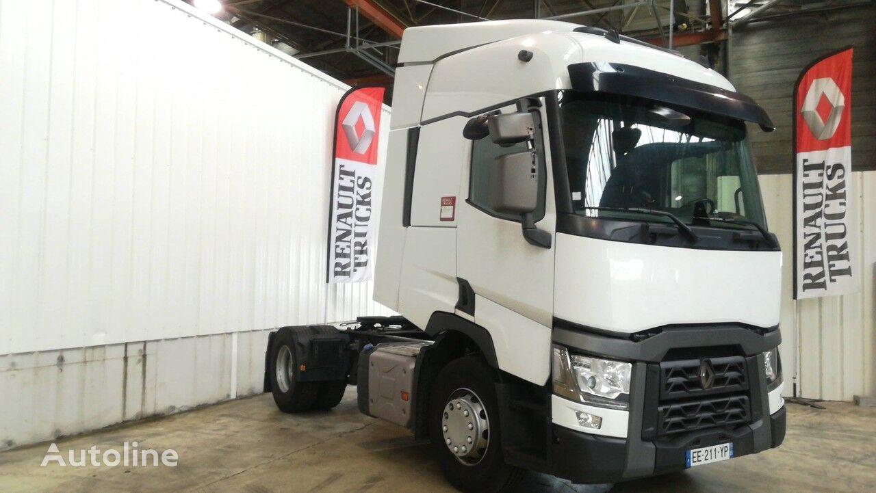 RENAULT Trucks T 430 2016 LOW MILEAGE QUALITY RENAULT TRUCKS FRANCE tractor unit