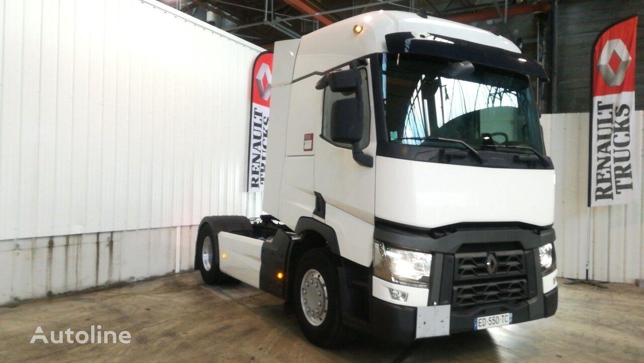 RENAULT Trucks T 460 11L 2016 LOW MILEAGE RENAULT TRUCKS FRANCE tractor unit