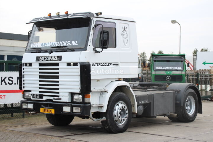 SCANIA 142 V8 tractor unit