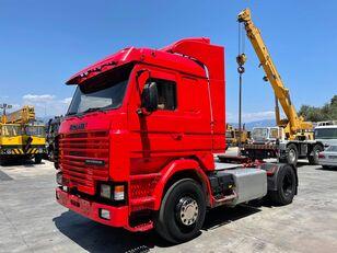 SCANIA 143M tractor unit