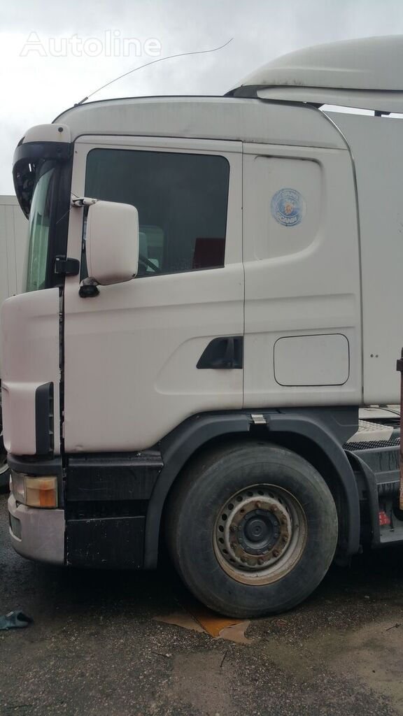 SCANIA 144.460 tractor unit