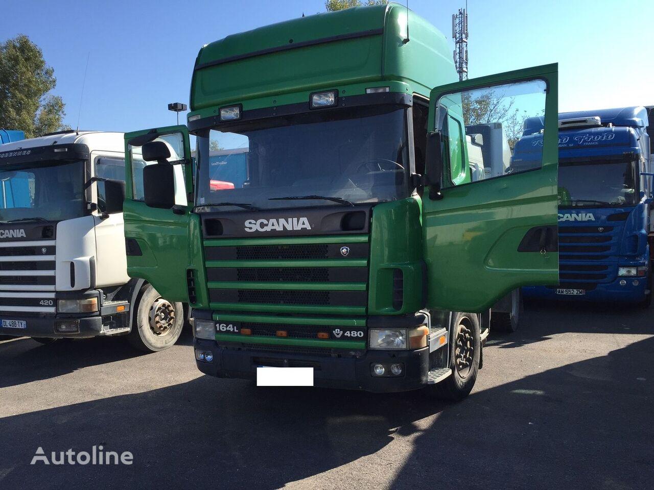 SCANIA 164 L 480CH tractor unit