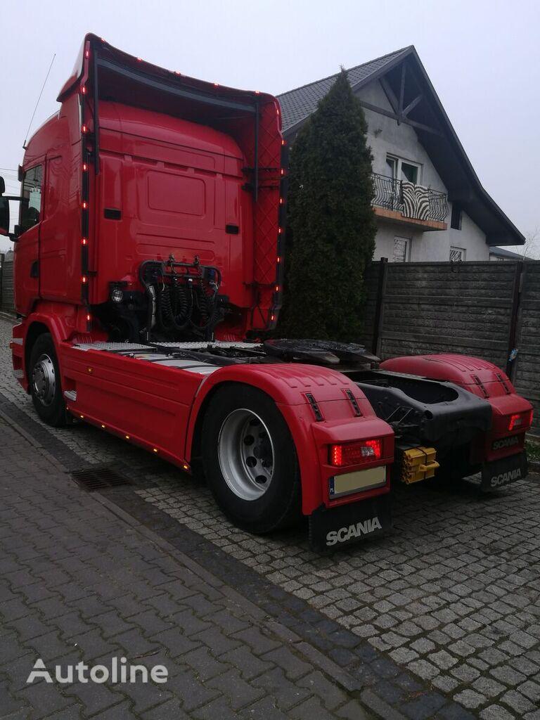 SCANIA E6/STANDARD/HYDRAULIKA/RETARDER/AUTOMAT tractor unit