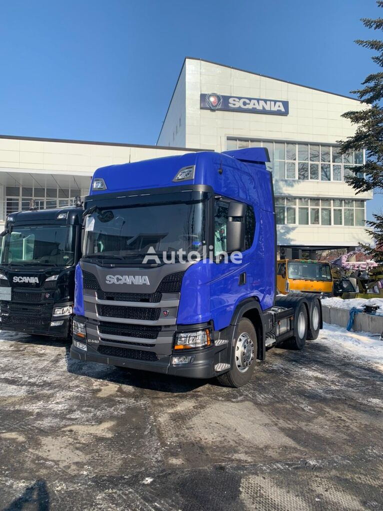 new SCANIA G 440  tractor unit