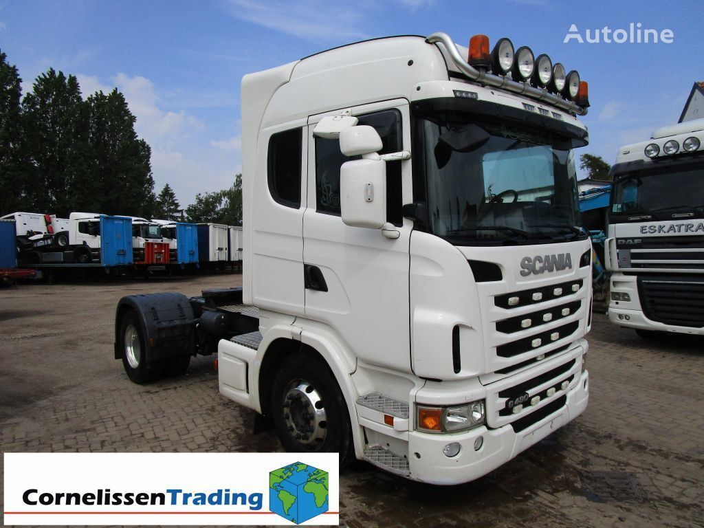 SCANIA G480 4x2 tractor unit