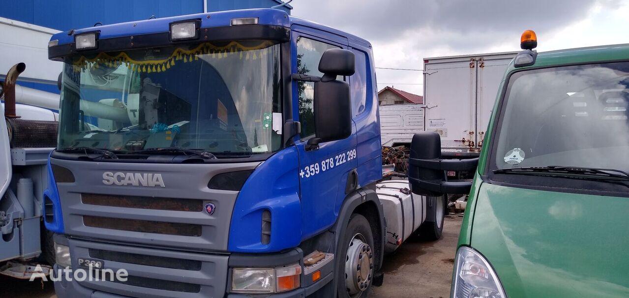 SCANIA P380 tractor unit