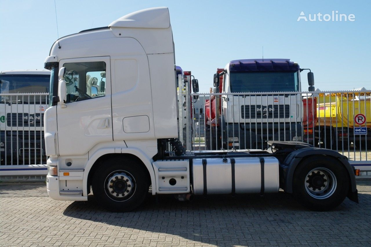 SCANIA R 480 HIGHLINE tractor unit