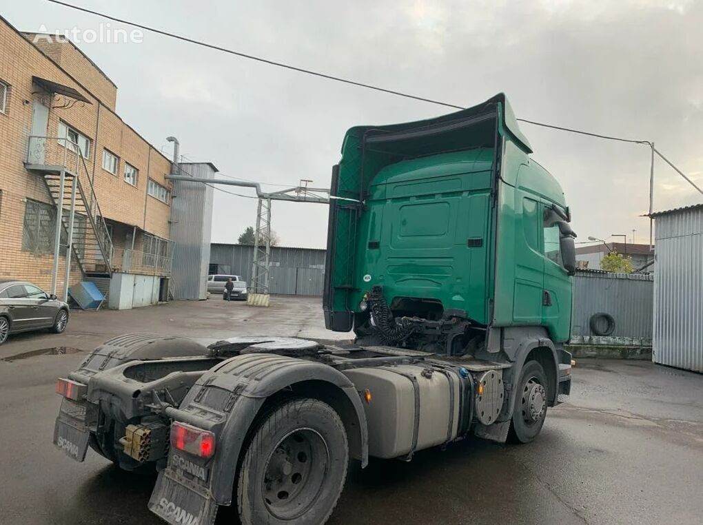 SCANIA R-Series LA 4X2HNA tractor unit