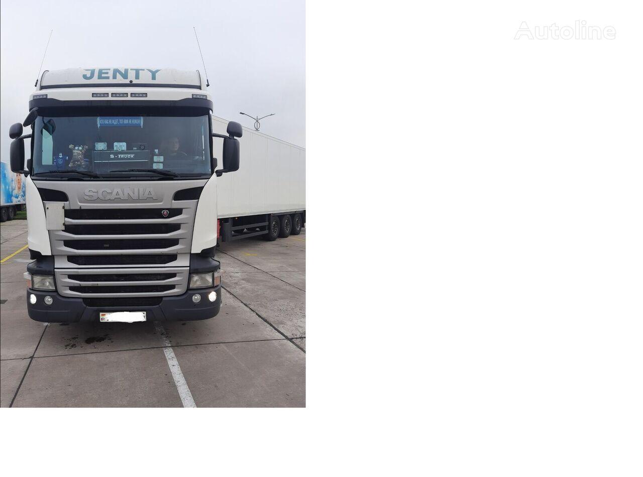 SCANIA R440LA 4*2 MEB tractor unit