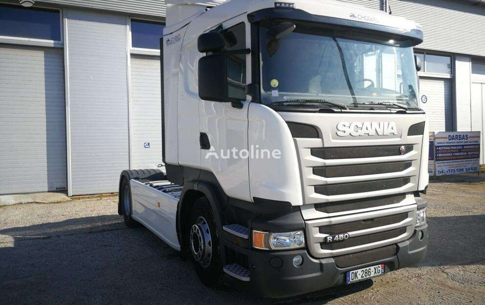 SCANIA R450 tractor unit for parts