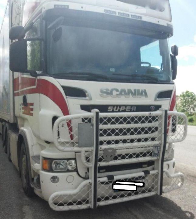 SCANIA R730 V8 2012 RETARDER 6X4 BULLBAR TRUX tractor unit