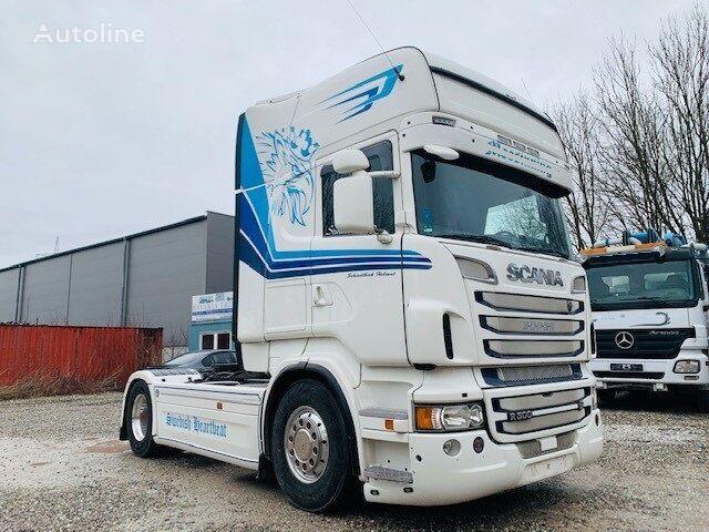 SCANIA Scania R500 V8;KIPPYDRAULIK;FULL EXTRA;GERMAN;2xUNITS ! tractor unit