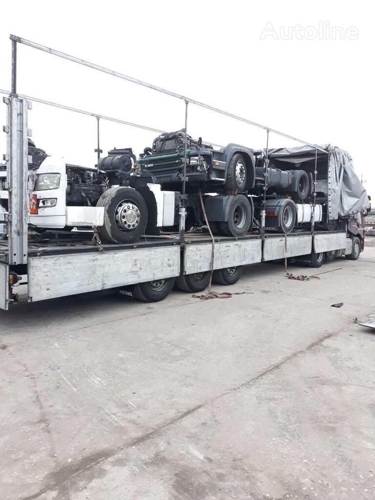 SCANIA po zapchastyam tractor unit