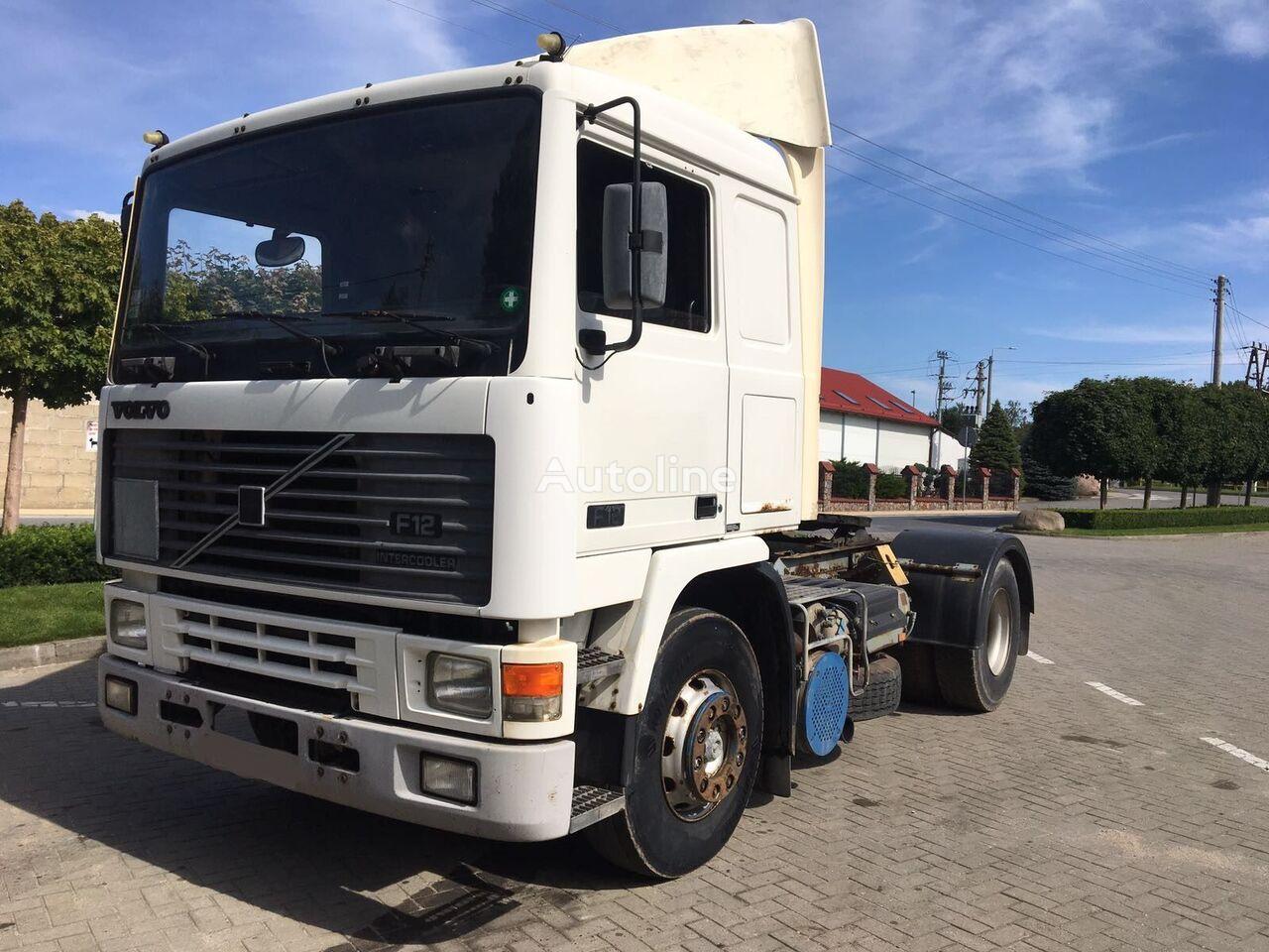 VOLVO F 12  400  tractor unit