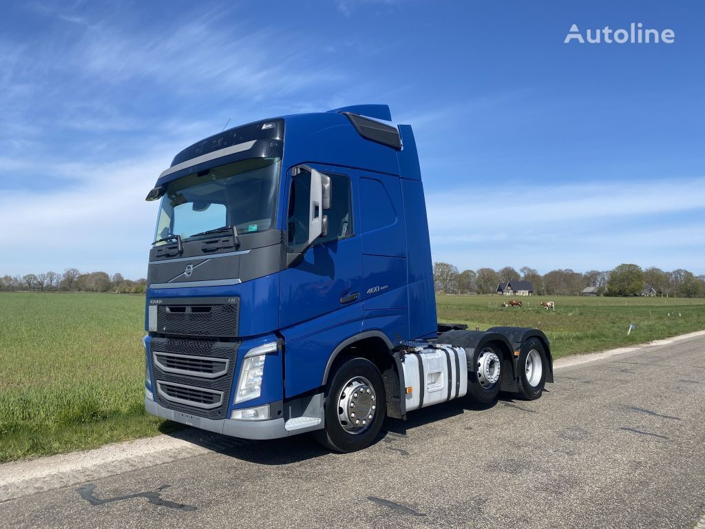 VOLVO FH 460 FH 460 | 6X2/2 | GLOBETROTTER | EURO 6 | 2015 PRODUCTION tractor unit