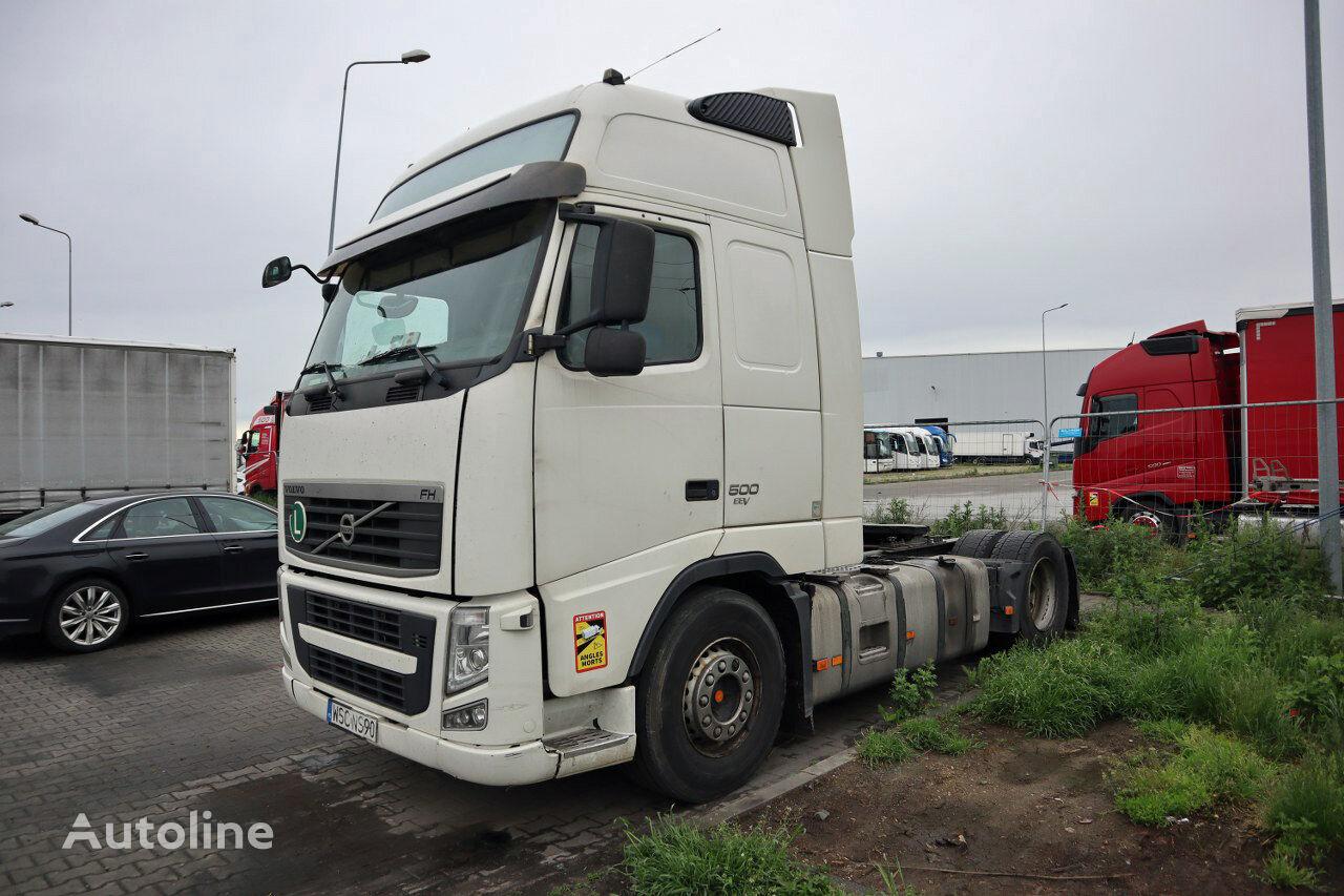 VOLVO FH 500 EEV tractor unit
