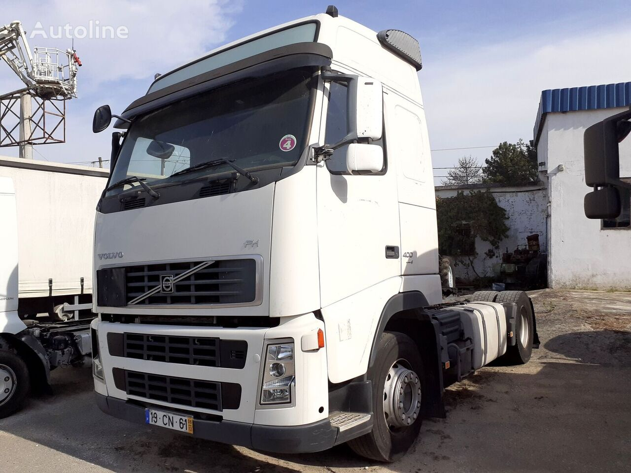 VOLVO /FH12 Globetrotter/ tractor unit