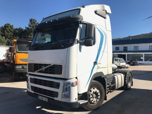 VOLVO FH13 400 Globetrotter (60 units in stock) tractor unit