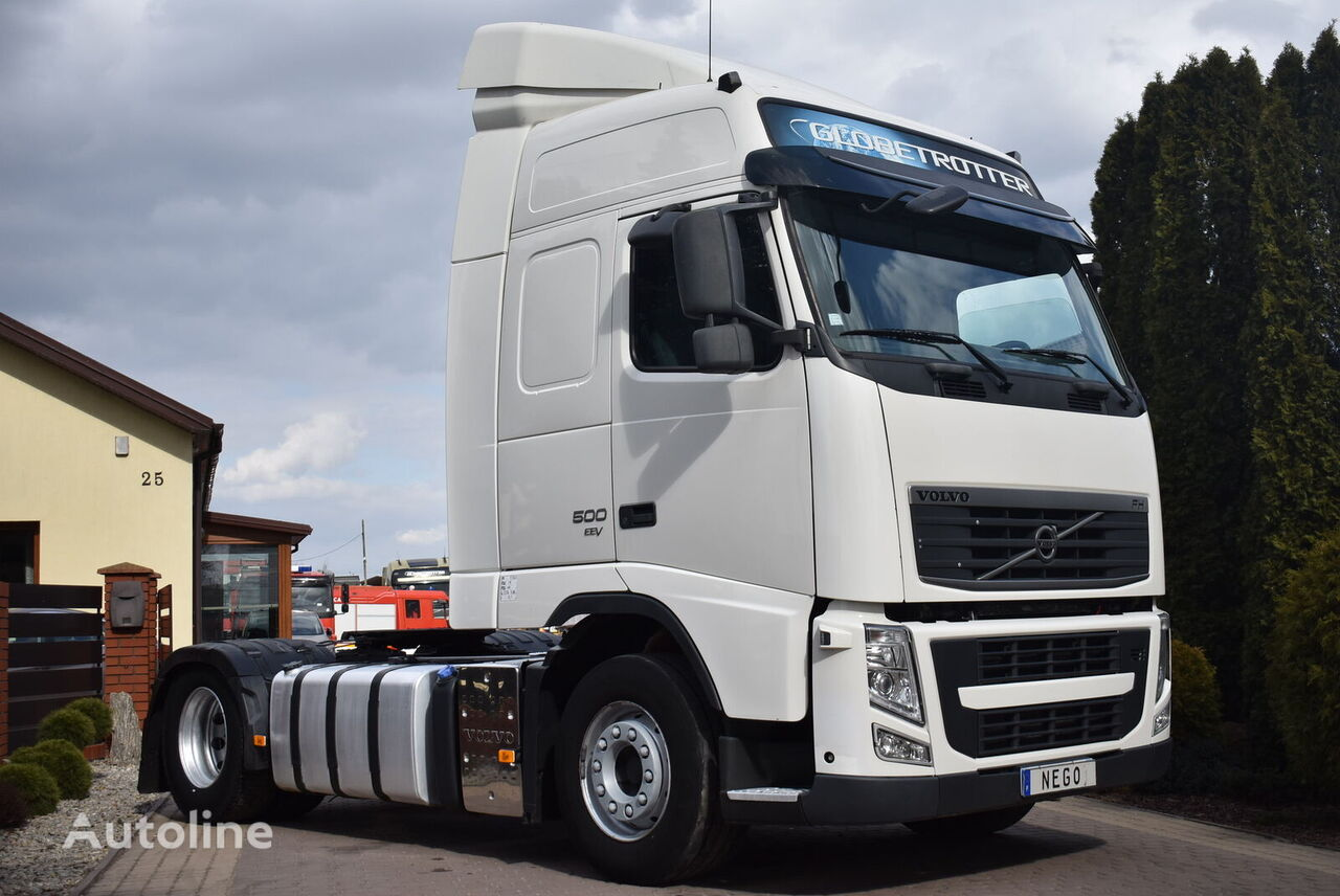 VOLVO FH13 500 EEV *7-2013* French truck tractor unit