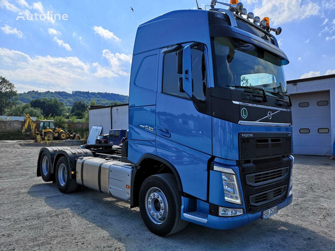 VOLVO FH13 540 SVEDEN tractor unit