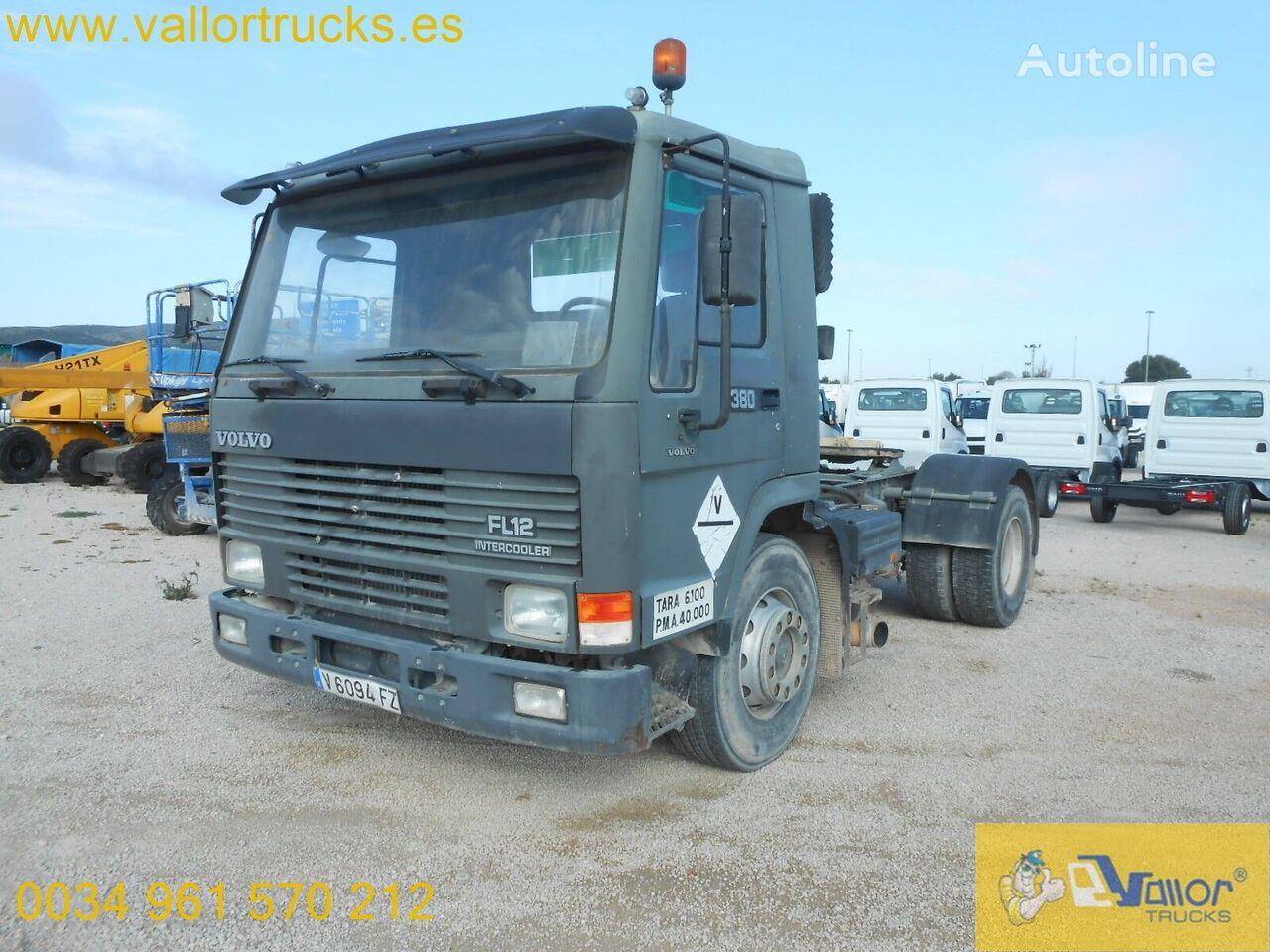 VOLVO FL 12 380 tractor unit